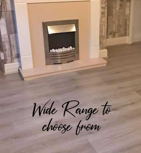wide range flooring